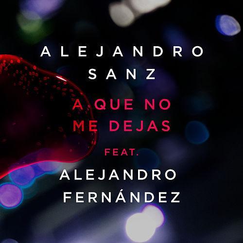 Descargar Alejandro Sanz - A que no me dejas