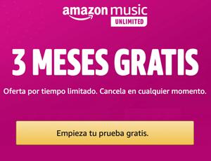 Música gratis 30 días